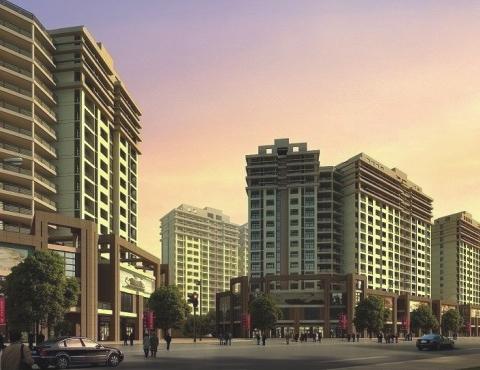丰庆商业街